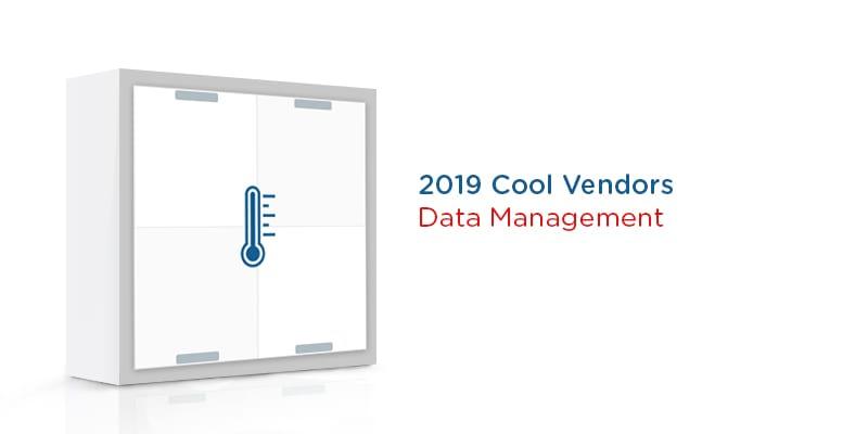 Gartner Names 3 Cool Vendors in Data Management for 2019