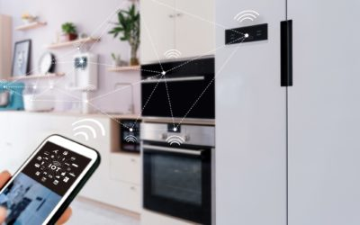 Locking up the 'internet of things'
