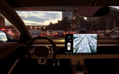 How Developments in Autonomous Driving Benefit Enterprise
