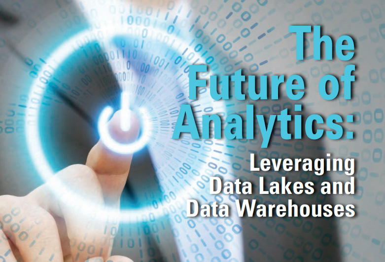 The Future of Analytics: Leveraging Data Lakes and Data Warehouses