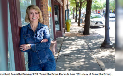 Fox Business: Samantha Brown on filming a travel series during a pandemic — and how she hopes to help revive the sector