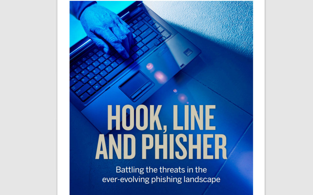 SC Magazine: Hook, line and phisher