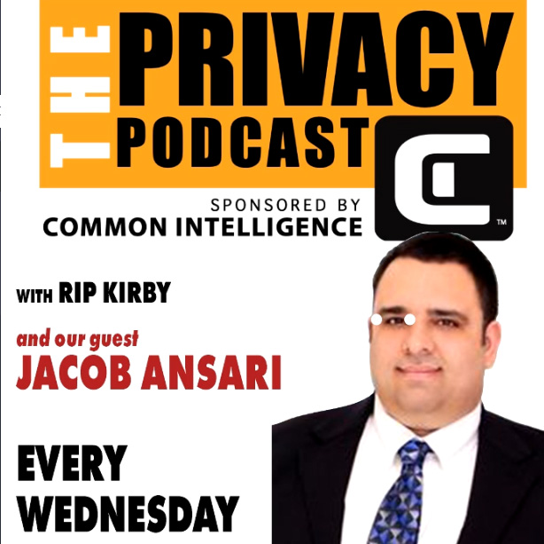 The Privacy Podcast: Credit Card Security and Customer Privacy